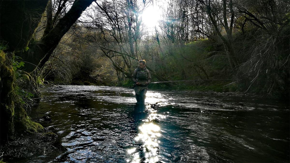 Guide de pêche dans le Cantal