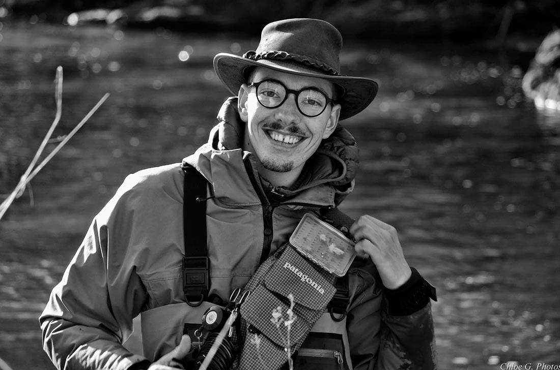 Guide pêche Simon DELOS