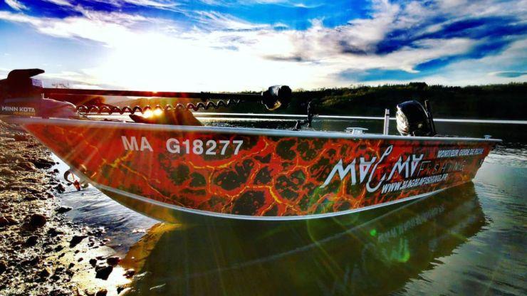 Magma Boat